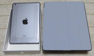 iPad mini2とiPad2