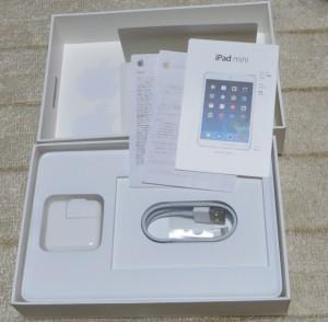 iPad mini2付属品
