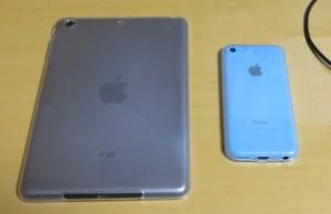 iPad mini2 背面